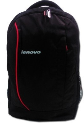 Lenovo 15.6 inch Expandable Laptop Backpack Black