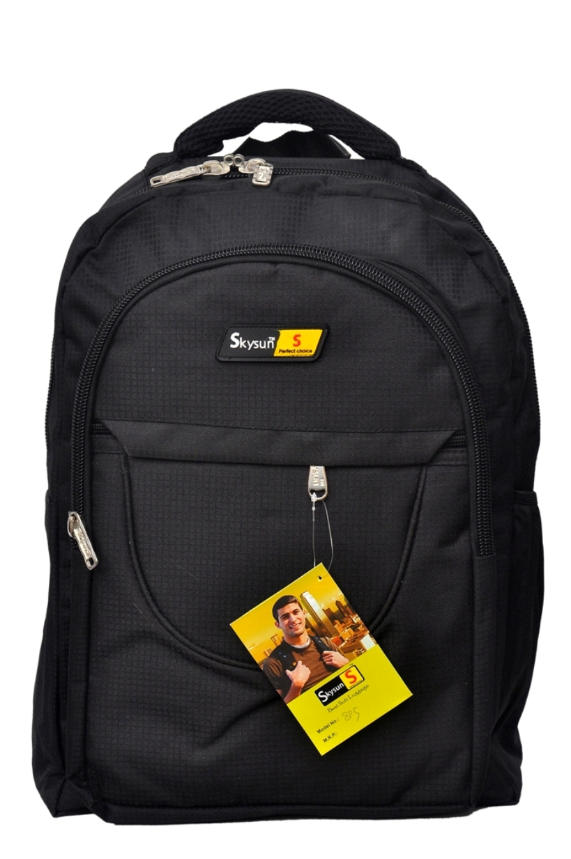 Skyline Laptop Backpack Office Bag Casual Unisex Laptop Bag With Warranty  805