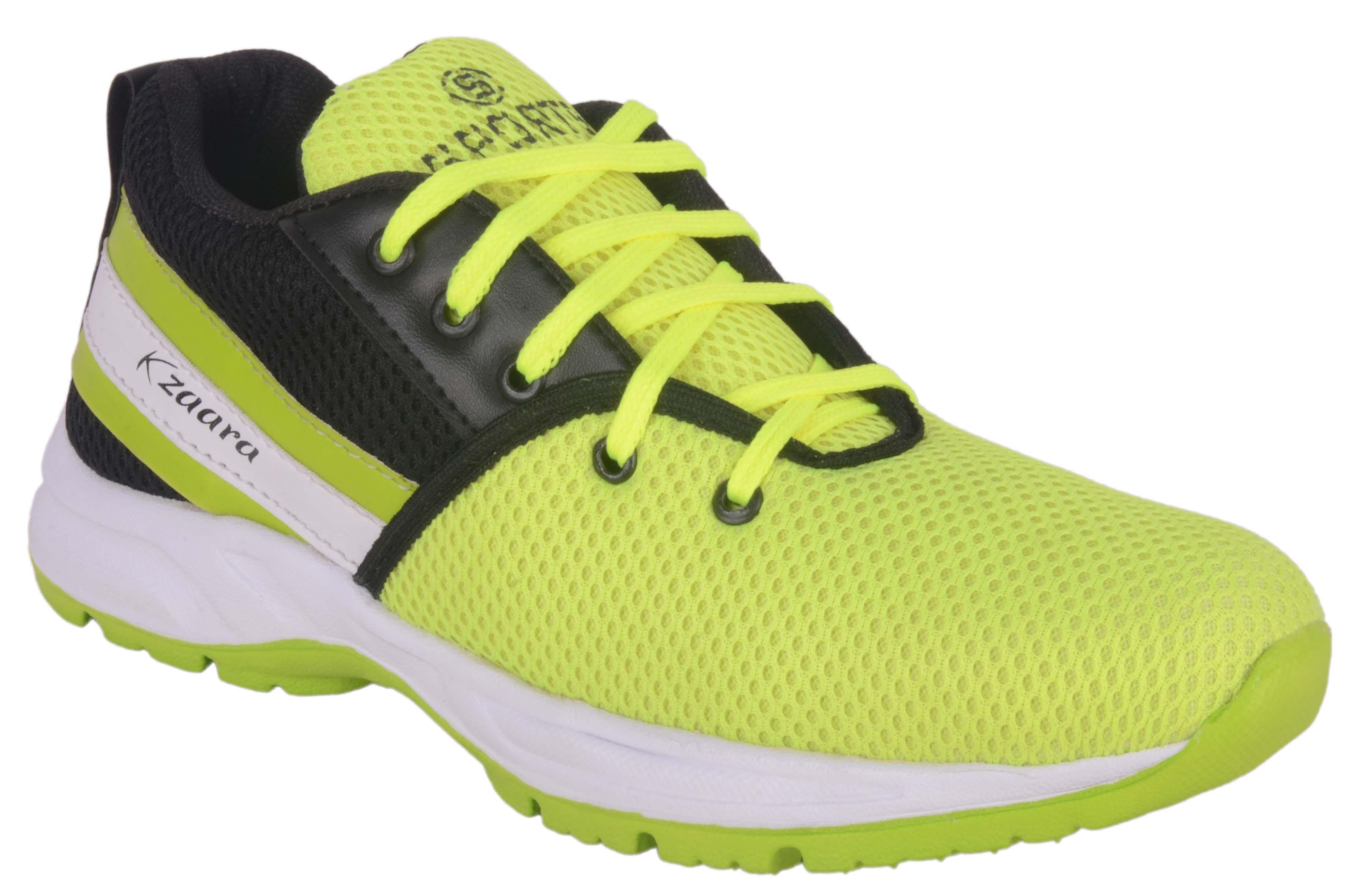 Running Rider Yellow Running Shoes