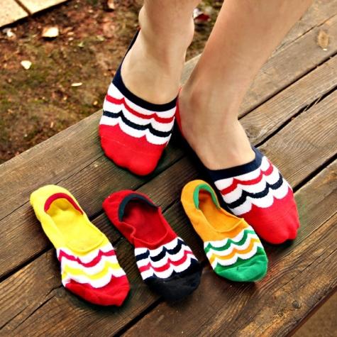 men women low cut socks pack of 4
