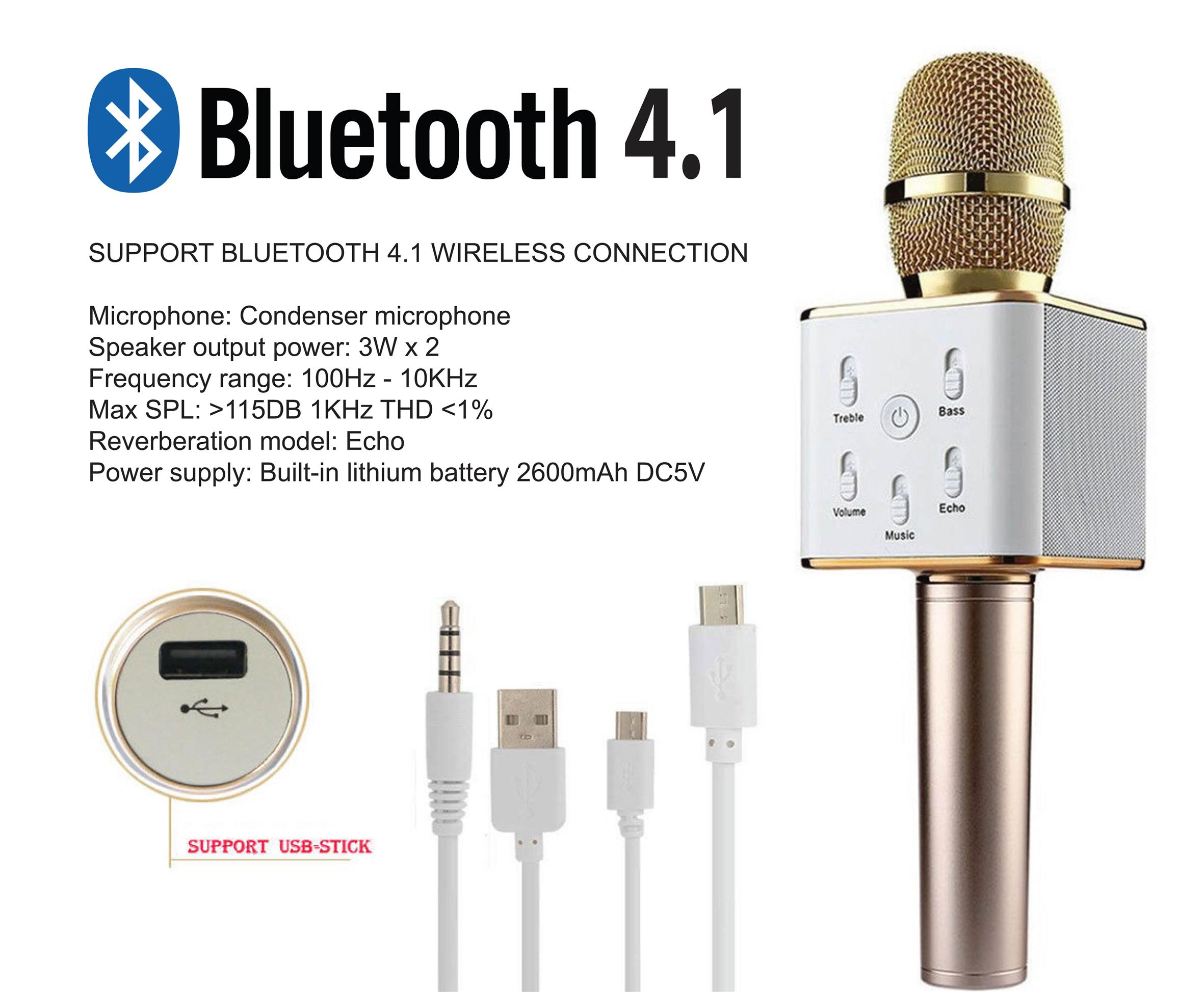 Wireless Bluetooth Microphone Tablet Wire Center Murray 20amp Singlepole Type Mpgt Gfcicircuit Breaker Online Shopping Site Buy Mobiles Electronics Fashion Clothing Rh Wellbeing Within Shopclues Com Mini Karaoke Machine With