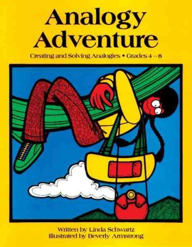 Analogy Adventure  Critical Thinking Series  By Learning Works  1 December 1989