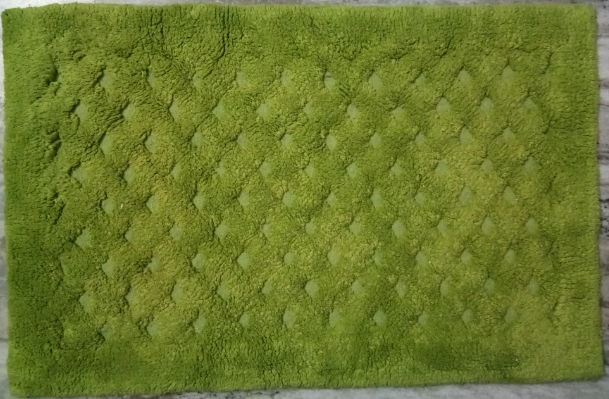 Soft Plush Cotton Door/Bath/Room Mat