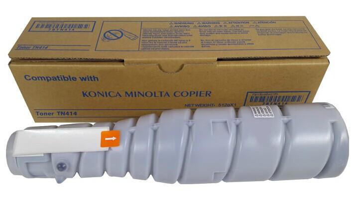 KONICA MINOLTA TN 414 TONER CARTRIDGE