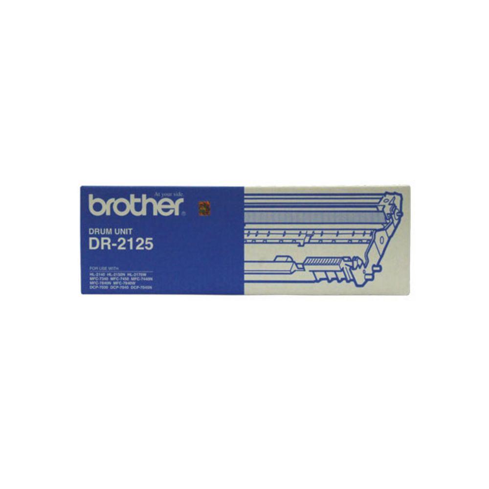 BROTHER DR 2125 DRUM UNIT BLACK