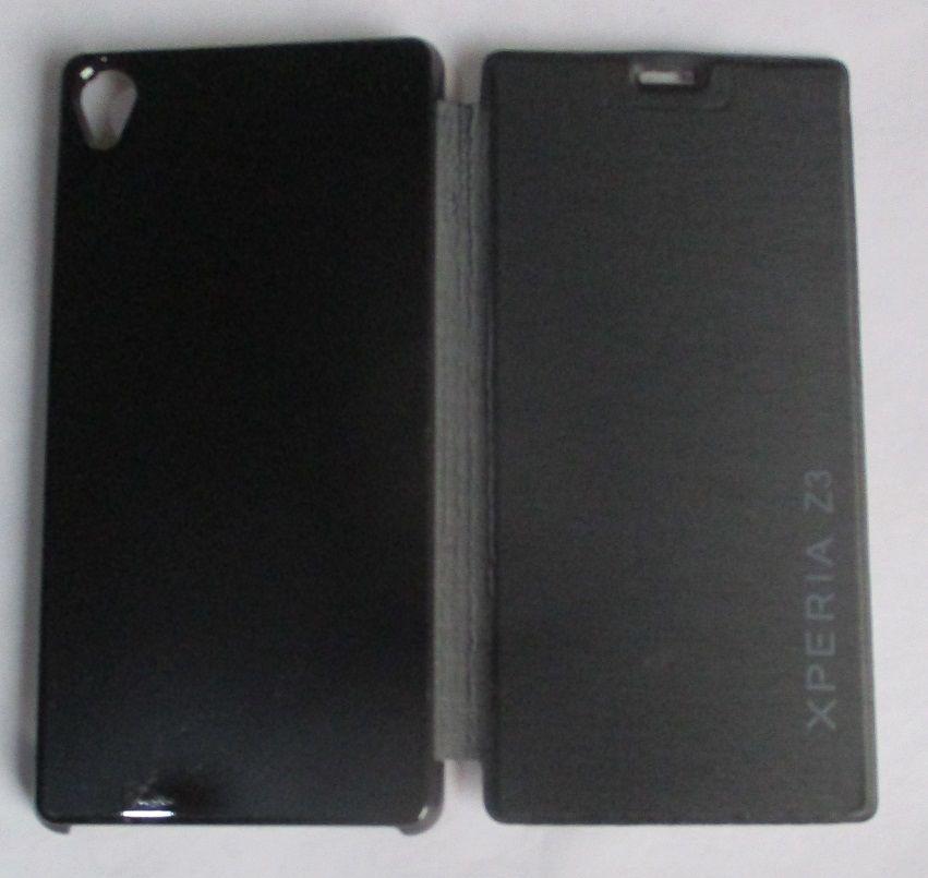 Sony Xperia Z3 Back Flip Cover Cases