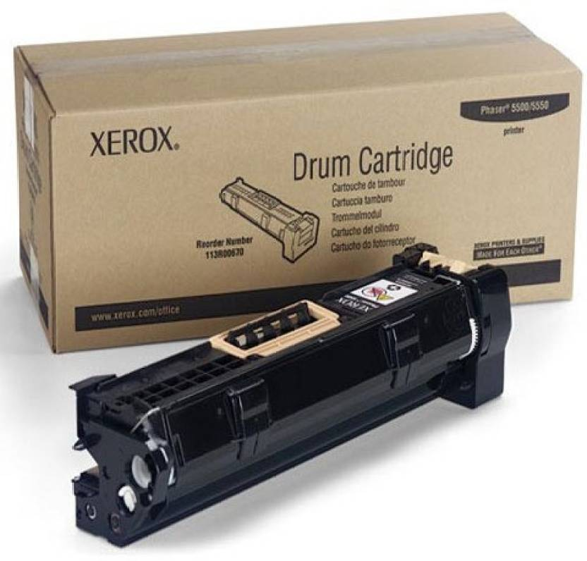 XEROX 5016/5020 DRUM UNIT Single Color Toner  Black