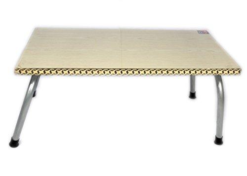Drishti Product Portal Engineered Wood Laptop Table/Bed Table