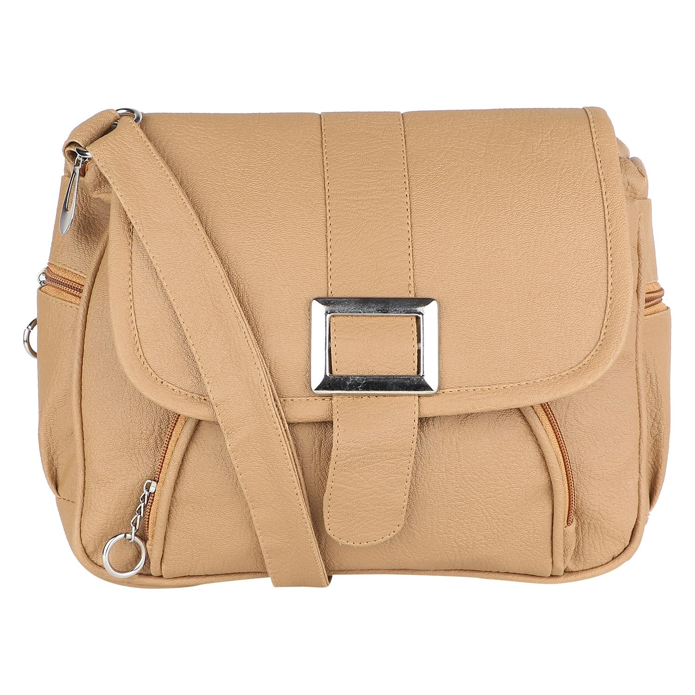 Tarshi Pu Sling Bag For Women