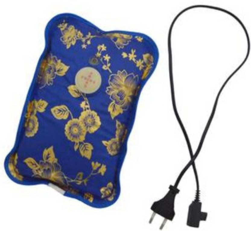 Electric Charging Designer Heating Pad Hot Water Bag Gel Pillow For Muscle Pain Auto Cut off