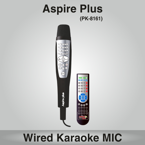 Persang Kraoke  Aspire Plus