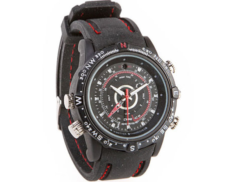 Waterproof Spy Wrist Watch Camera