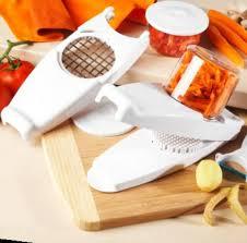 Multi Chopper Vegetable Cutter Fruit Slicer Peeler - Nicer Dicer