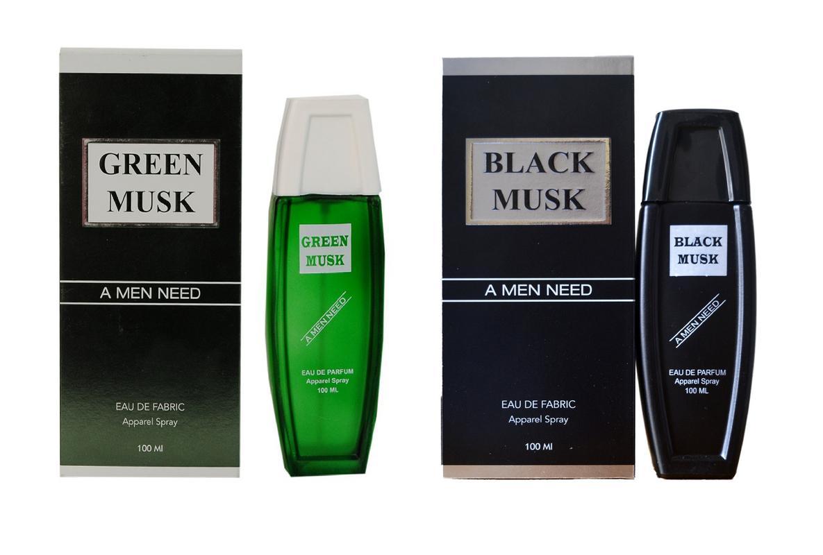 Ramco Exotic Green and Black Musk Combo Perfume 100ML+100ML