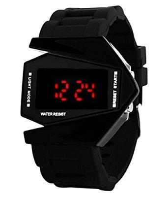A R Sales rocket stealth led digital watch