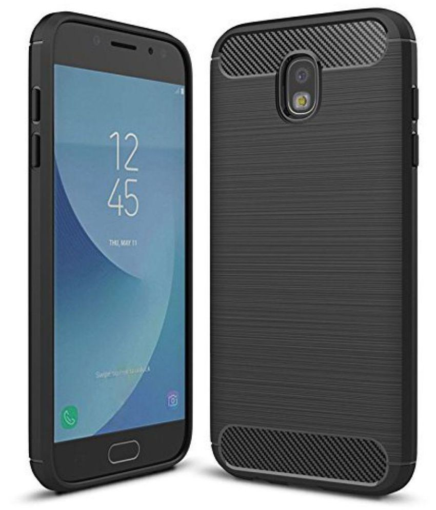 Samsung Galaxy J7 Pro Back Cover Black