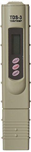 Kinsco Digital LCD TDS Meter Waterfilter Tester for measuring TDS3/TEMP/PPM
