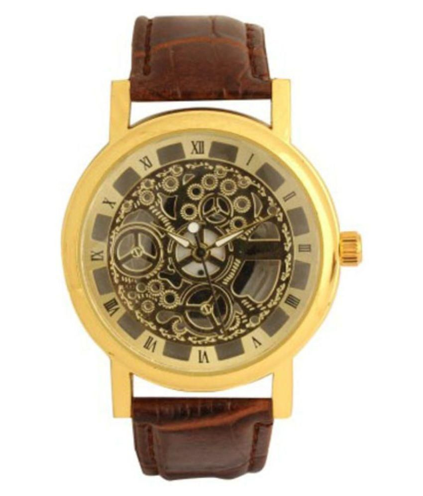 Iik Collection Round Dial Multi Analog Watch for Men