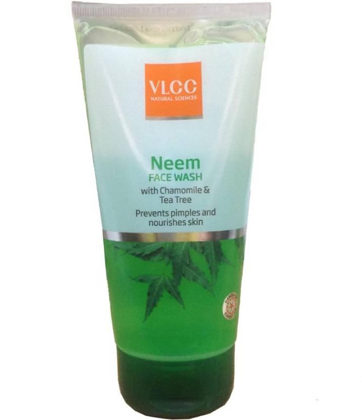 Vlcc Neem Face Wash 150 ml  pack of 2