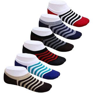 Men Women Ankle Length loafer Socks pack of 6 pcs  amazing quality