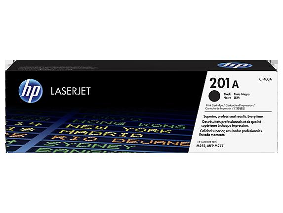 HP 201A Laserjet Pro Single Color Toner  Black