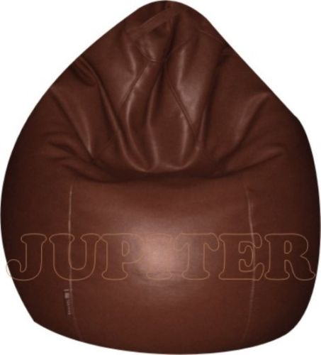 ECO XXL Bean Bags   Pear Shape   Brown   Cover Only