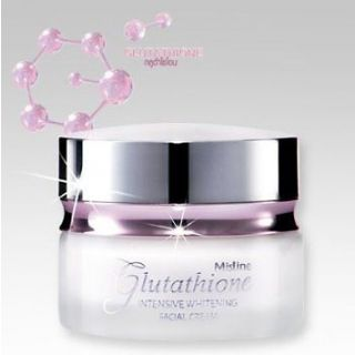Mistine Glutathione Intensive Whitening Facial Cream For Beautiful Skin