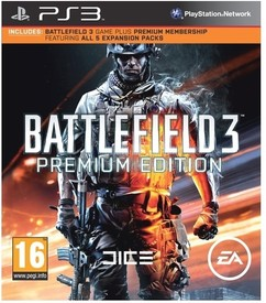Battlefield 3 (Premium Edition) (PS3)