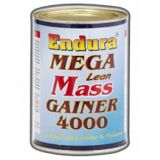 Endura Mega Lean Mass Gainer 4000 (500GM)