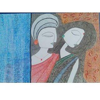 Vichitra  Paintings