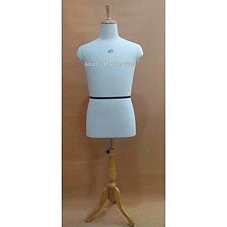 Adams Mannequins Dress Forms Male DFM01 Size 40
