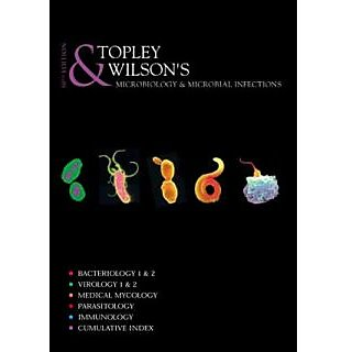 topley and wilsons microbiology and microbial infections
