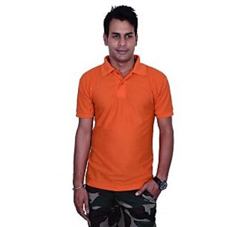 Blaze Stylish & Comfortable Multi-Color Polo T-Shirts (SF-TS-001-008-009-010)