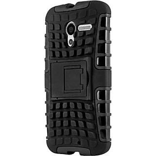 Envy Super Grip Case For Motorola Moto X (Black)
