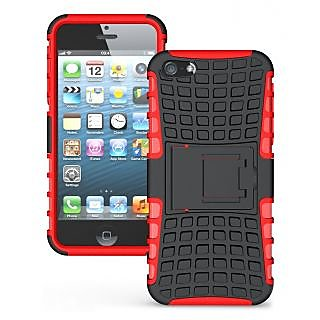 Envy Super Grip Case For Iphone  5/5s (Red)