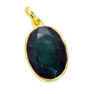 Riyo Unique Indi Emerald Pendant GPPIEM-32021