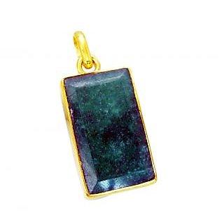 Riyo Winning Indi Emerald Pendant GPPIEM-32023