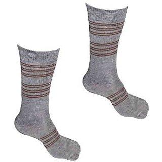Alfa Jwala Mens Socks - Pack of 2 (Assorted Color)