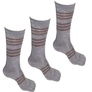 Alfa Jwala Mens Socks - Pack of 3 (Assorted Color)