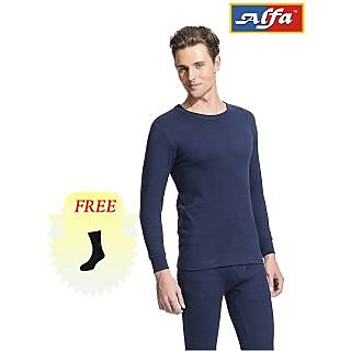 3ad4ff8dc1 Buy Alfa Hot Touch Upper Thermal Wear for Men Online - Get 29% Off