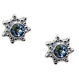 Riyo Beautiful Blue Topaz Earring SEBTO-10015