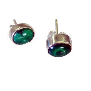 Riyo Gracefulstar Malachite Earring SEMAL-48024