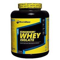 Muscleblaze Whey Isolate Chocolate 2Kg