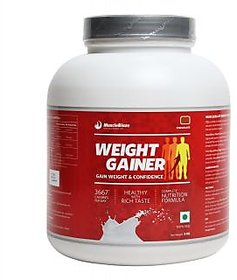 Muscleblaze Weight Gainer 3Kg Chocolate