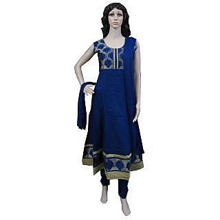 Designer Partywear Fancy Embroidered stitched Suit