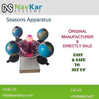 Seasons Apparatus Motorized  Geographical Apparatus