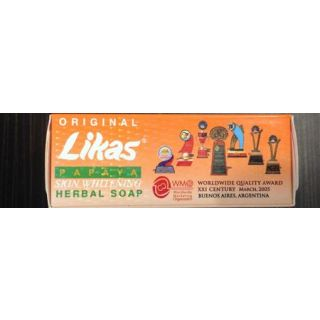 Likas Papaya Soap For Skin whitening