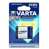 VARTA Professional Lithium 6V Battery 2CR5 ( Pack Of 5 Pcs. )
