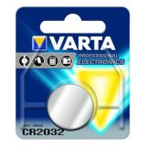 VARTA CR2032 1  3V Primary Lithium Button Battery ( Pack Of 10 Pcs. )