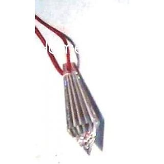 Beautiful Crystal Pencil Pendent Powerful Feng Shui Cure -H
